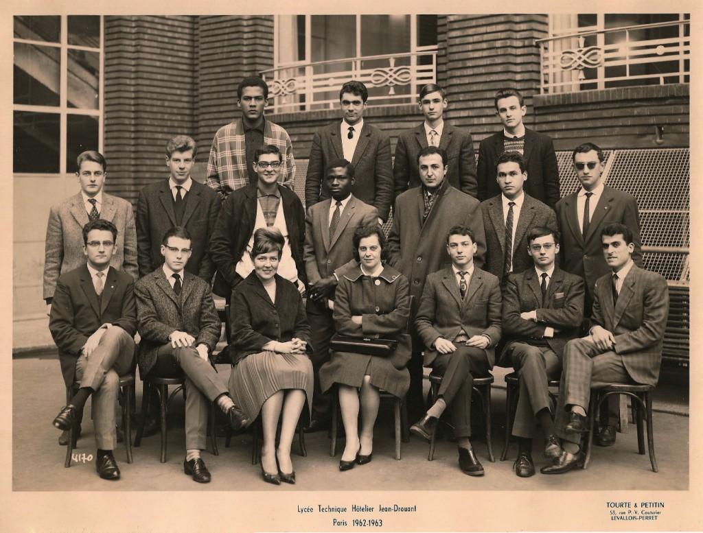 Classe Spéciale 1963-1964 dans 1964 promo641